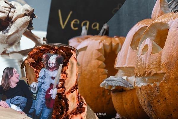 Nyhedsbrev med halloween